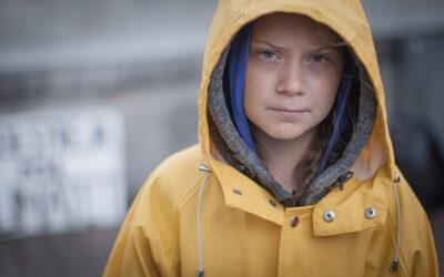 Talmannen bör inte bjuda in Greta Thunberg att tala i riksdagen