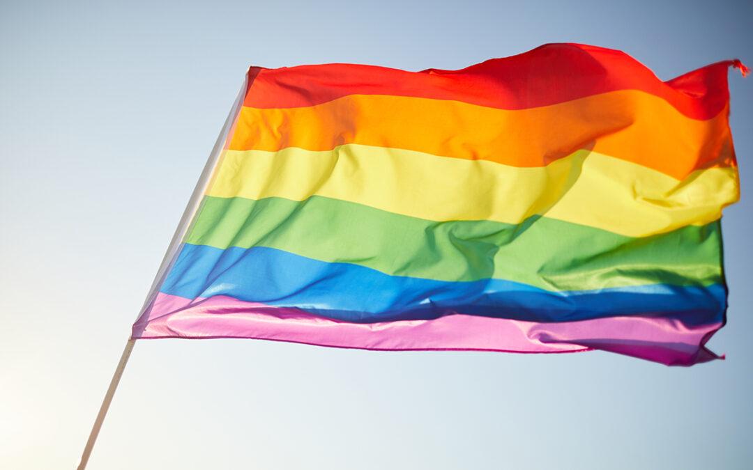 Inte självklart att kommuner ska flagga med regnbågsflaggan